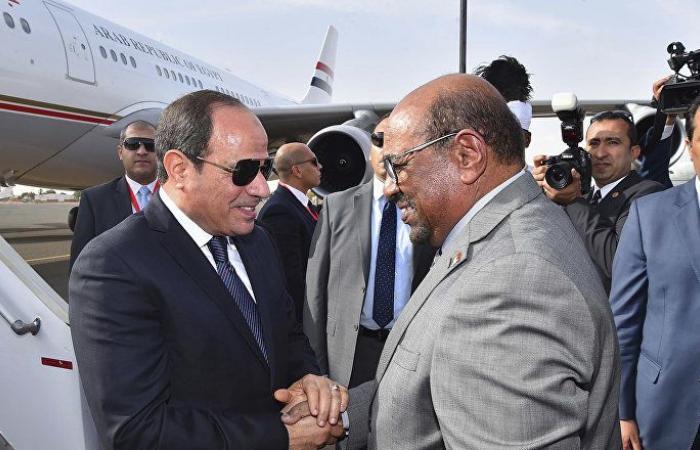 الخارجية السودانية تستدعي السفير المصري