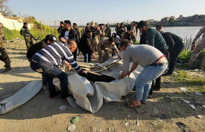الصحة العراقية: ارتفاع عدد الوفيات في عبارة الموصل إلى 96 شخصا