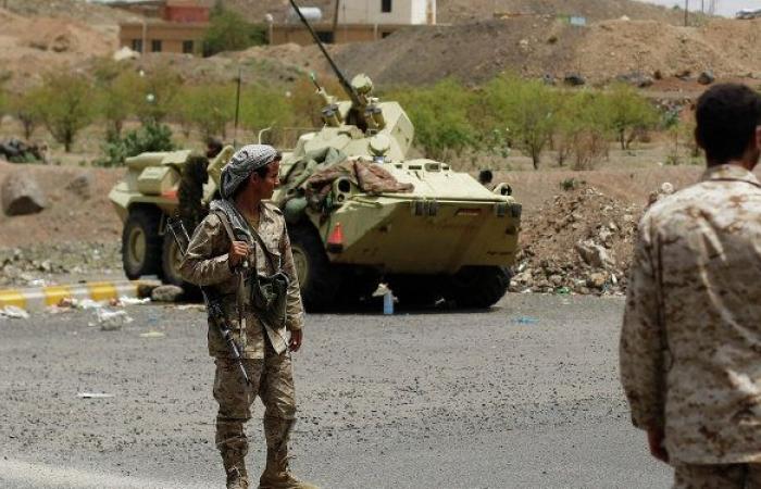 """""""أنصار الله"""" تعلن قصف قوات للتحالف بسلاح الجو المسير والمدفعية شرق صنعاء"""