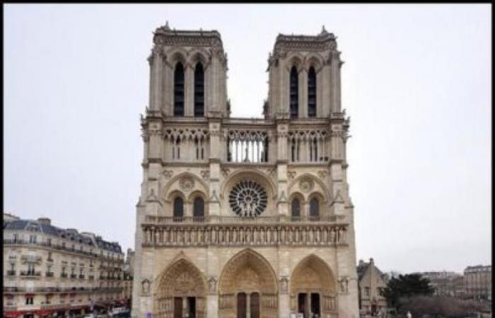 حريق كنيسة نوتردام بباريس... تعرف على القيمة التاريخية والهندسة المعمارية لهذا المبنى الأثري الكبير