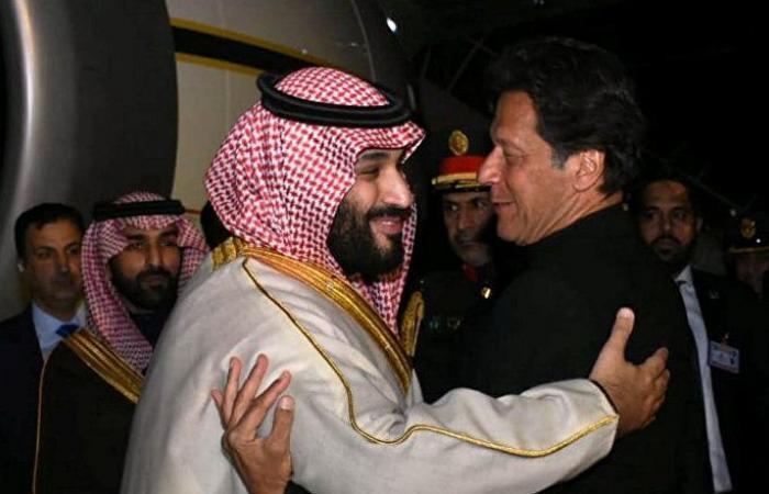 عمران خان: محمد بن سلمان يذكرني بالملك فيصل