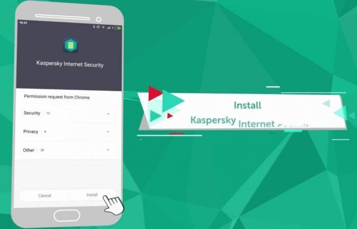 """كاسبرسكي تتيح أداة تنبيه لحماية المستخدمين من """"برمجيات المطاردة"""" على هواتفهم"""