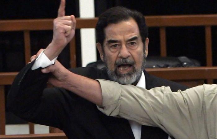 خفايا تكشفها عناصر فرقة المشاة الرابعة المكلفة بالقبض على صدام حسين (فيديو وصور)