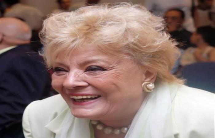 نادية لطفي تسخر من شائعة وفاتها على الهواء.. فيديو