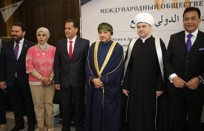 روسيا والعالم العربي شراكة الأصدقاء وحوار الشركاء من أجل السلام العالمي