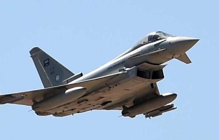التحالف يبدأ عملية نوعية لتدمير شبكة الحوثي للطائرات المسيرة