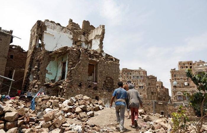 الصليب الأحمر يسهل نقل 7 أطفال إلى ذويهم في صنعاء