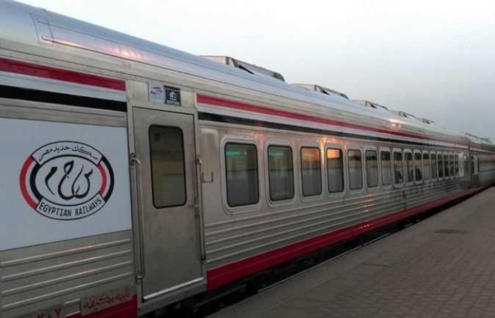 السكة الحديد تعلن تشغيل 10 قطارات بزيادة 139 ألف مقعد إضافي في قطارات العيد