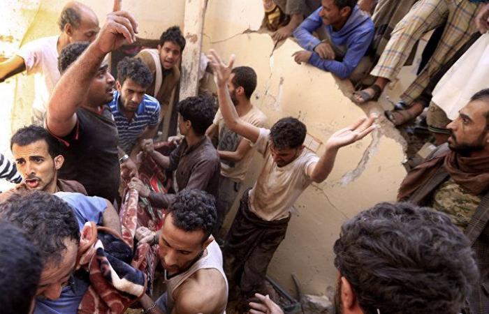 إصابة روسيتين تعملان في المجال الصحي في اليمن نتيجة غارات التحالف العربي