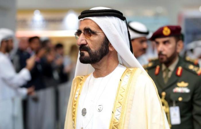حاكم دبي يحتفل بعقد قران 3 من أبنائه في يوم واحد