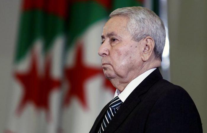 الرئيس الجزائري المؤقت يقيل النائب العام ومدير الديوان المركزي لقمع الفساد