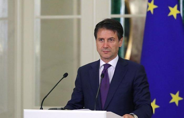 رئيس الحكومة الإيطالية يؤكد لحفتر ضرورة التوصل إلى وقف إطلاق النار