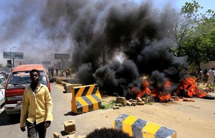 """أول تعليق من المجلس العسكري على أحداث """"الاثنين الأسود"""" في السودان"""