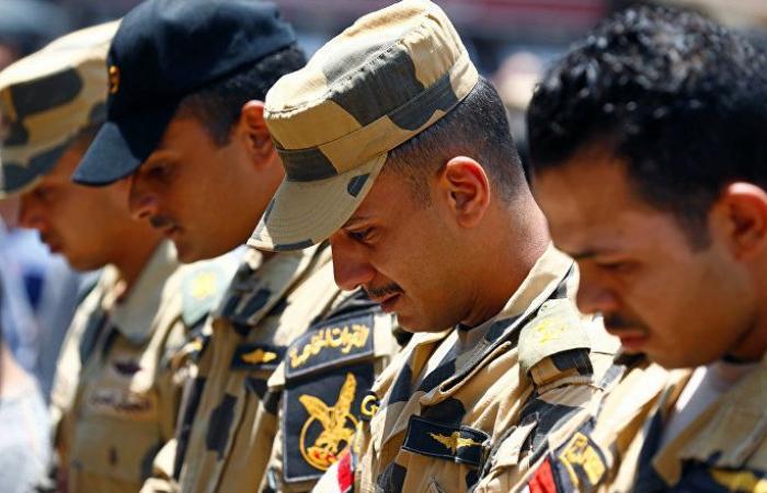 الجيش المصري يعلن مقتل خمسة من عناصره و47 تكفيريا في سيناء