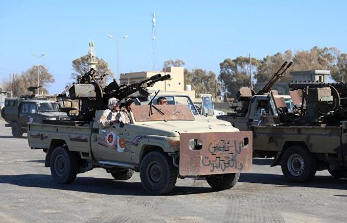 """""""الوفاق"""" تنفي وصول مدرعات تركية إلى ليبيا"""