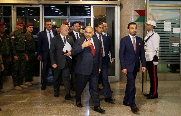 العراق: إطلاق مبادرة رسمية لإنهاء النزاع بين إيران وأمريكا