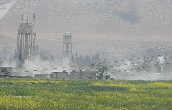 """الحربي الروسي يطحن """"النصرة"""" غرب حماة والجيش السوري يسحق مجموعة في الحويز"""