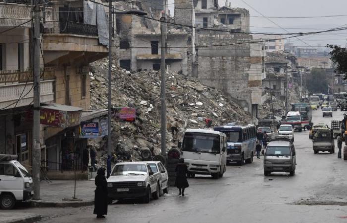 سوريا: سقوط قذيفتين صاروخيتين وسط مدينة حلب