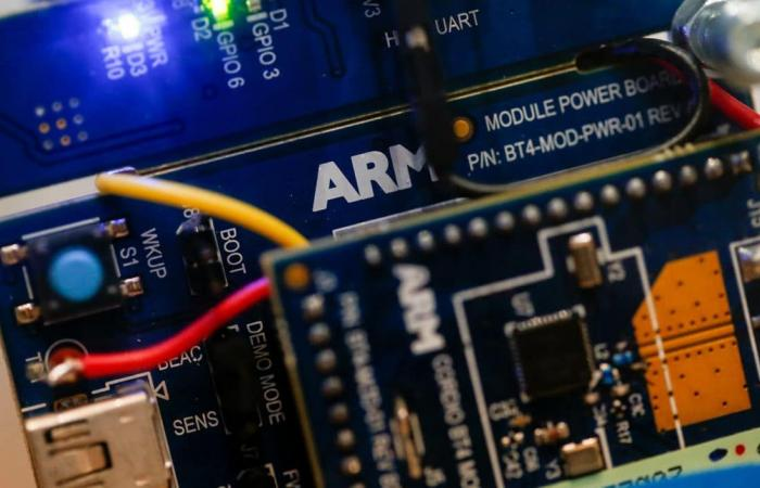 ARM تقطع علاقاتها مع هواوي