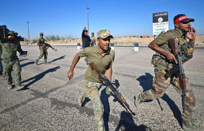 """القبض على مسؤول """"بيت المال"""" الداعشي في العراق"""