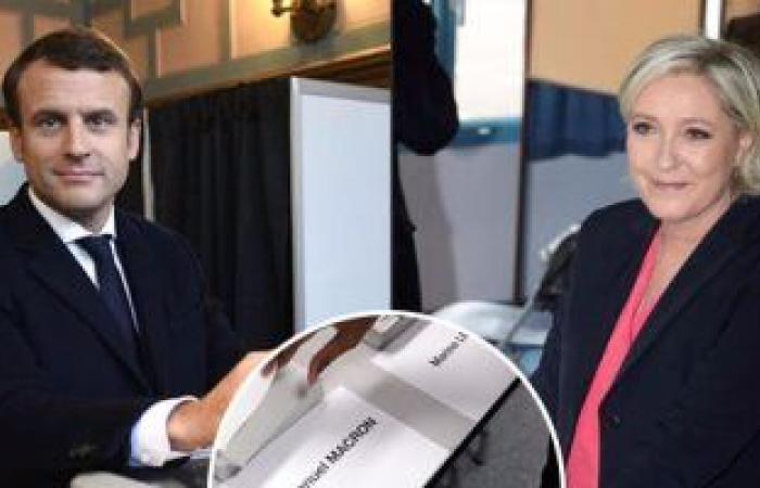 فيديو.. المتحدث باسم اليمين المتطرف يعلن نسب التصويت فى انتخابات أوروبا