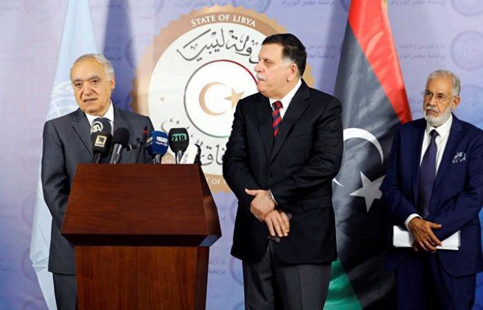 غسان سلامة في طرابلس لإحياء العملية السياسية ( صور)