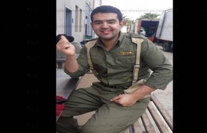 """أحمد """"معيد عبري"""".. حلم بدور في ولاد العم فشارك كمترجم وممثل في """"الممر"""""""