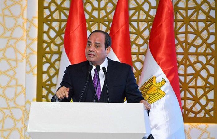 """مصر تؤكد موقفها """"الذي لم ولن يتغير بدعم الجيش الوطني الليبي"""""""