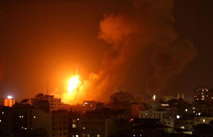 """""""القبة الحديدية"""" تعترض صاروخا اطلق من قطاع غزة باتجاه الأراضي الإسرائيلية"""