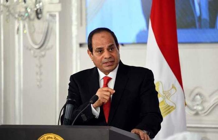 السيسي يصدر قرارات بتعيينات بمجلس الدولة ومحكمة النقض والنيابة العامة