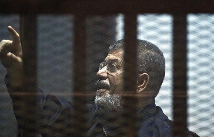 """مصر ترد على ادعاءات """"هيومن رايتس ووتش"""" حول وفاة محمد مرسي"""