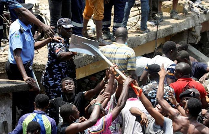 مصر تدين الهجوم الإرهابي على صالة لمشجعي كرة القدم في نيجيريا