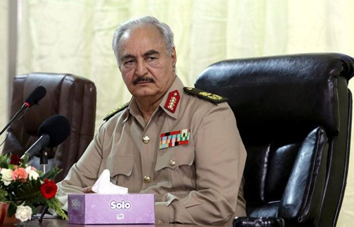 """""""لن تتوقف قبل أن تنجز كافة أهدافها""""... خليفة حفتر يكشف تفاصيل العمليات العسكرية في طرابلس"""