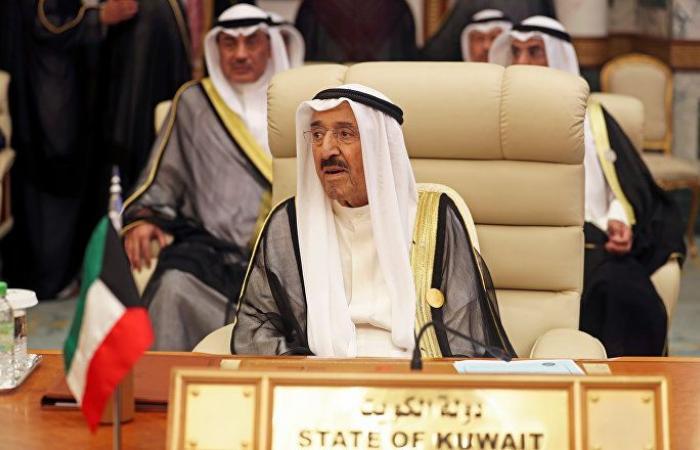 بعد الهجمات الصاروخية... رسائل من قادة الكويت إلى الملك سلمان