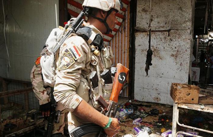 """الأمن العراقي يضبط عناصر من """"داعش"""" في شمال البلاد"""