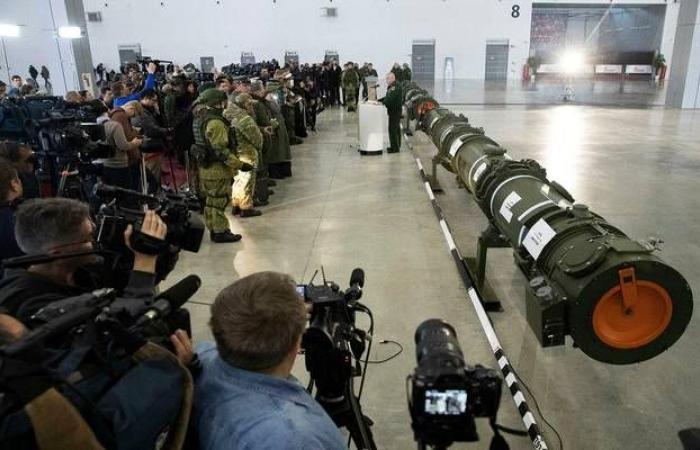 الناتو يدعو روسيا لتدمير صاروخ جديد