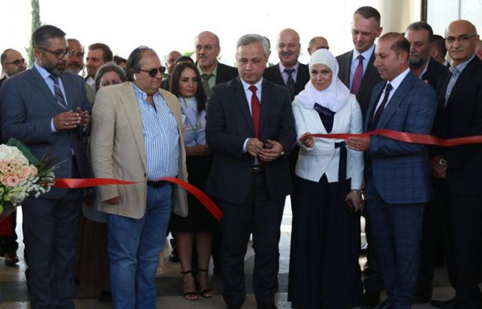 دمشق تحتض أربعة معارض تخصصية في الإعمار
