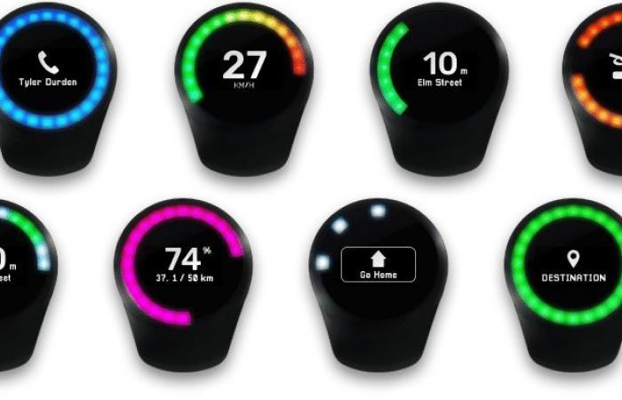 جهاز SmartHalo 2 لتحويل دراجتك الهوائية إلى دراجة ذكية