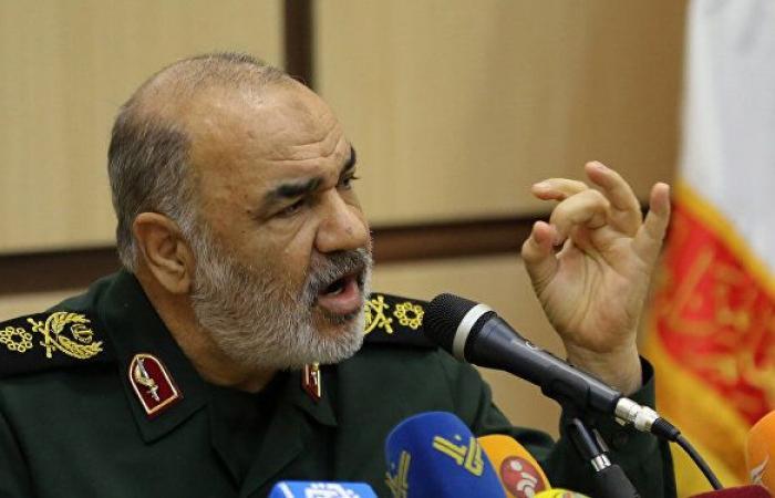 """أول رد على """"تحركات سرية للحرس الثوري وإخفاء طائرات بمعسكرات عراقية"""""""