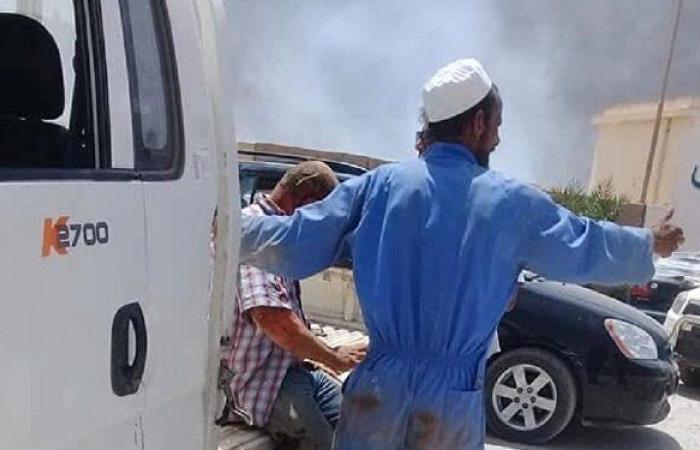 """الجيش الليبي: """"المدعو"""" أردوغان مسؤول عن تفجيرات بنغازي"""