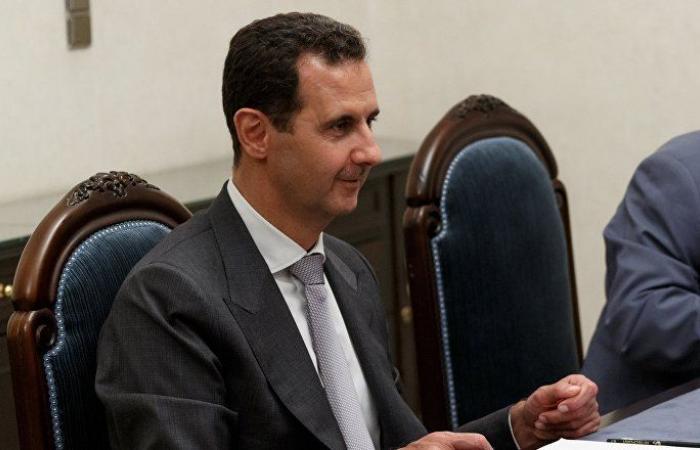 الأسد يلتقي لافرنتييف مجددا في دمشق لبحث الحل السياسي ومعركة إدلب
