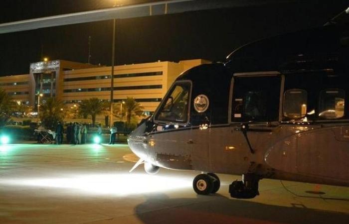 """""""الصحة"""" تجهيز مهابط الطائرات العمودية بالمستشفيات التابعة في مكة"""