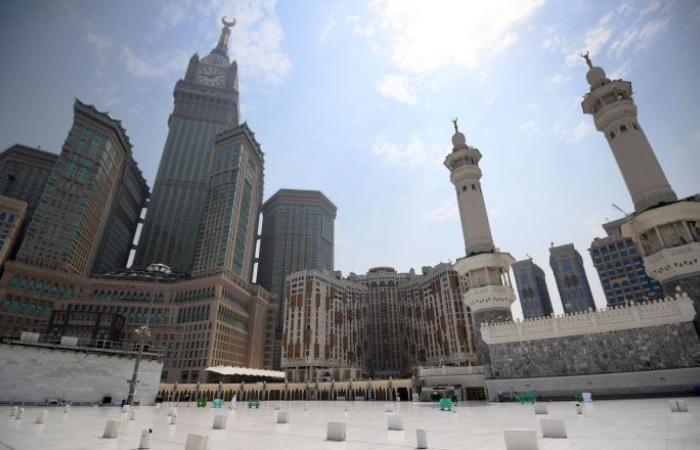 السعودية تصدر التقرير المناخي لمكة والمدينة خلال موسم الحج