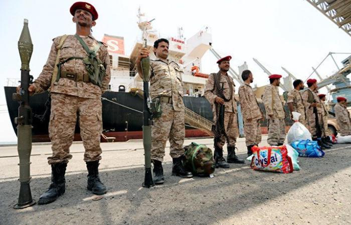 """""""أنصار الله"""" تعلن استهدافها قاعدة الملك خالد الجوية في السعودية"""