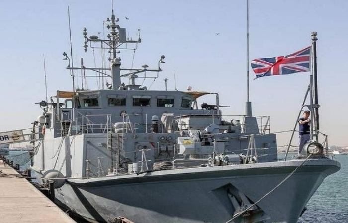 بريطانيا تقرر توفير حماية عسكرية لسفنها التجارية في الخليج