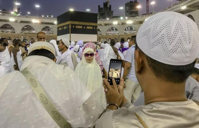 """211 ألف حاج تم إرشادهم... إحصائية سعودية تكشف عدد """"الحجاج التائهين"""" هذا العام"""