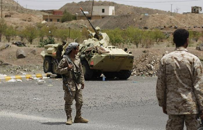 """""""أنصار الله"""" تعلن سيطرتها على مواقع في شرق الجوف بعد عدة غارات"""