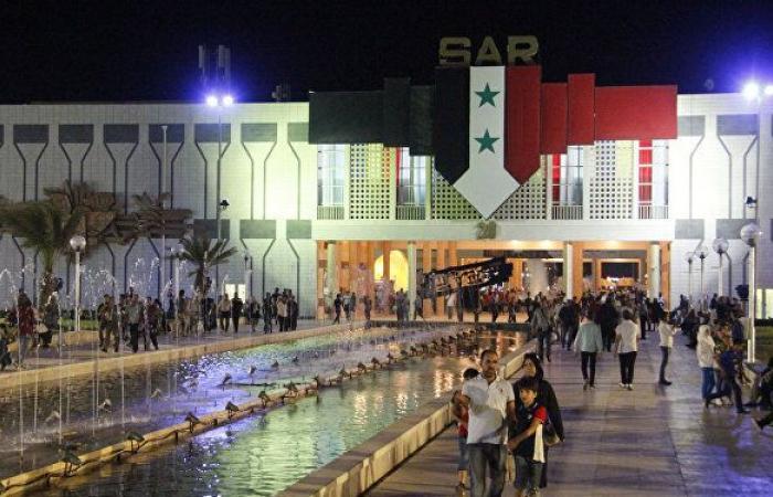 100 شركة عراقية في معرض دمشق الدولي: سوريا تنتصر بيد وتنتج بيد