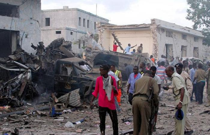 """انفجار قرب قاعدة عسكرية صومالية وحركة """"الشباب"""" تعلن مسؤوليتها"""