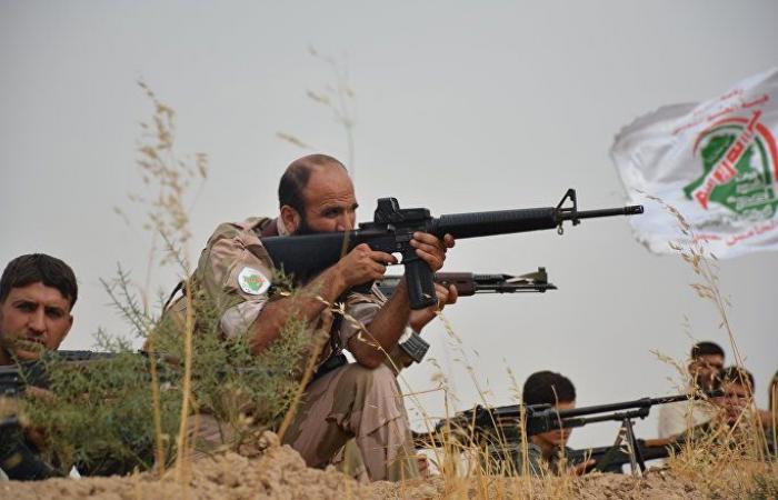 """""""داعش"""" يستهدف احتفالات العيد والحشد الشعبي يتصدى"""